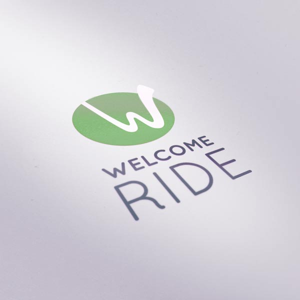WelcomeRide Logo